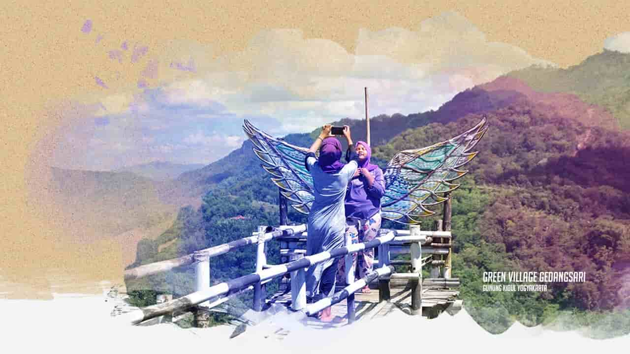 Dokumentasi Gedangsari Gunung Kidul