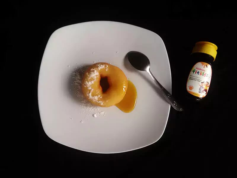 Madurasa Fitkidz plus Donut